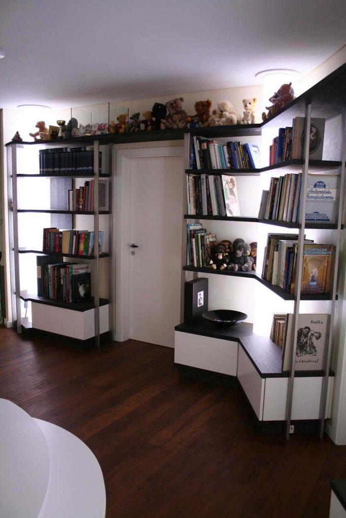 Bibliothek Privatbibliothek