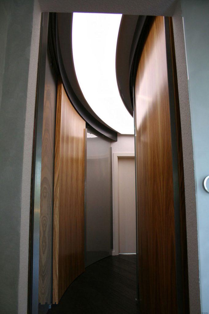Ankleidezimmer - begehbarer Kleiderschrank